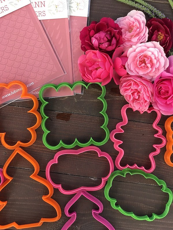 Lubimova.com cheap cookie cutters and stencils