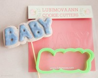 Cookie Cutter+Stencil