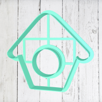 Cookie cutter «Spring house»