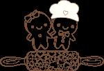 """Трафареты для тортов, формы для пряников, топперы для тортов и сладкого стола в Интернет-Магазине """"Lubimova.com"""""""