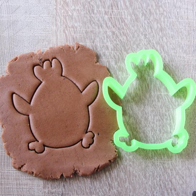 Формочка для печенья цыпленок