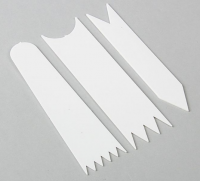 Set of spatulas for confectionery products 12x3.5x0.1 cm, 3 pcs.