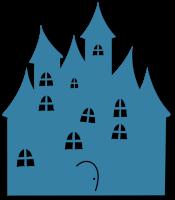 Набор трафаретов «Призрачный замок»