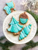 Cookie Cutter «Christmas tree toy cone 2»