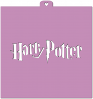 Stencil «Harry Potter.Inscription», 1 pc.