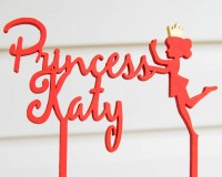 Топпер Princess Katy