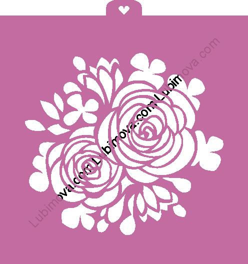 Своими на руками цветы 142