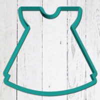 Cookie cutter «Dress sundress»